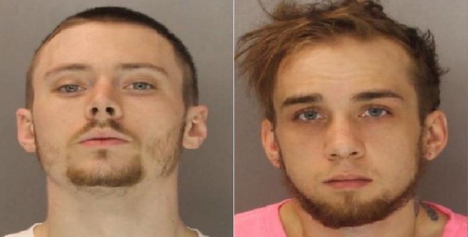 2 White Males Rob and Murder Black Male in Harrisburg, PA – No Bail