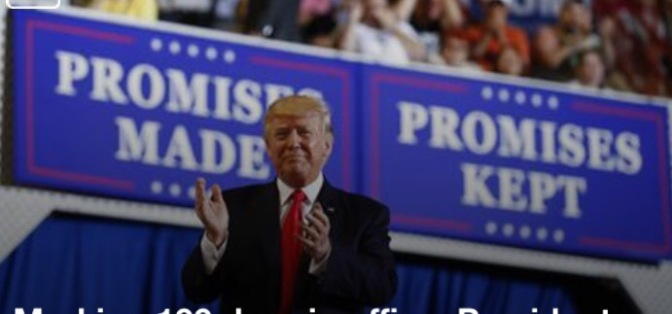 Trump Saves American Trade and Manufacturing in Harrisburg, PA – Dems Not Happy