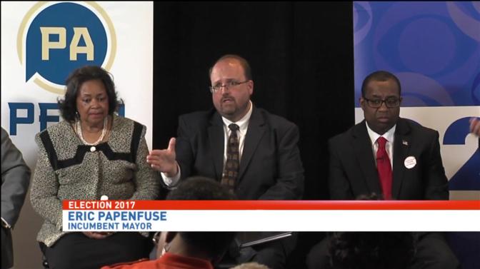 Mayor Papenfuse Attacks Gloria Martin-Roberts – Harrisburg, PA