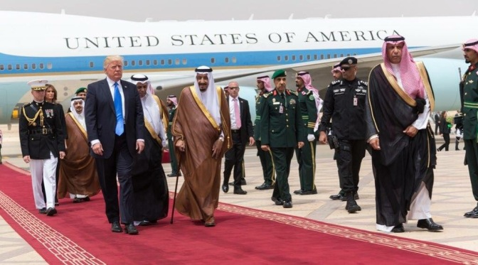 President Trump's Historic Foreign Tour