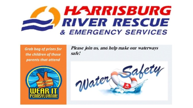 River Rescue Presents Free Community Seminar – Water Safety