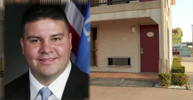 State Senator Ralph 'Switch-hitter' Shortey, Found in Hotel Room with 17 y.o. old boy, Resigns