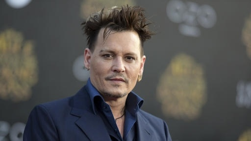 Johnny Depp Suggests Assassination of President Trump