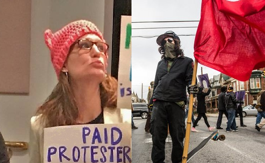 School Board Director tied to The Resistance/ AntiFA – Harrisburg, PA