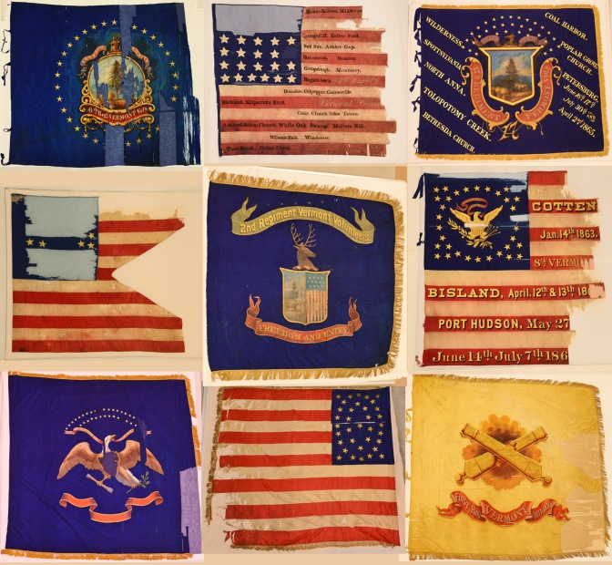 Civil War era flags to be replicated in Camp Curtin Vexillology Project