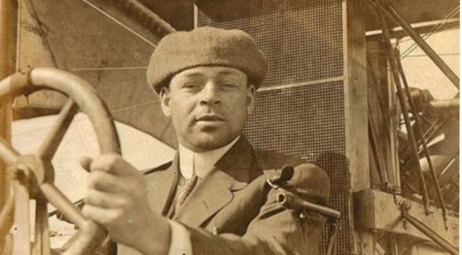 "The controversy surrounding Emory Conrad Malick, Sunbury's first ""black"" aviator"