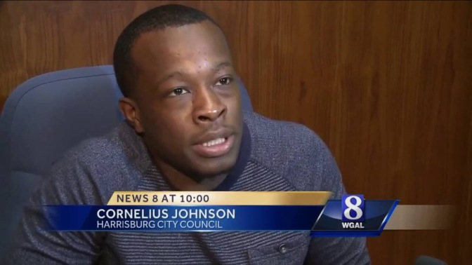 Cornelius Johnson should be held accountable as a 'public servant'